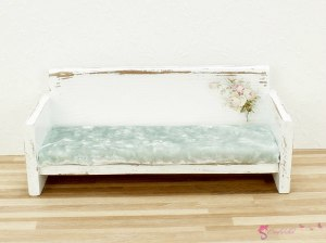"Sofa ""bouquet of roses"""
