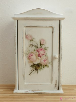 "Wardrobe ""a bouquet of roses I"""